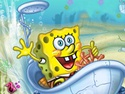 SpongeBob Bathtime