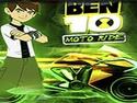 Ben 10 Moto Racing
